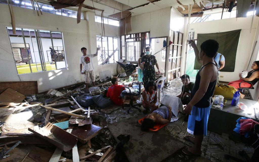 Photo: EPA/Dennis M. Sabangan