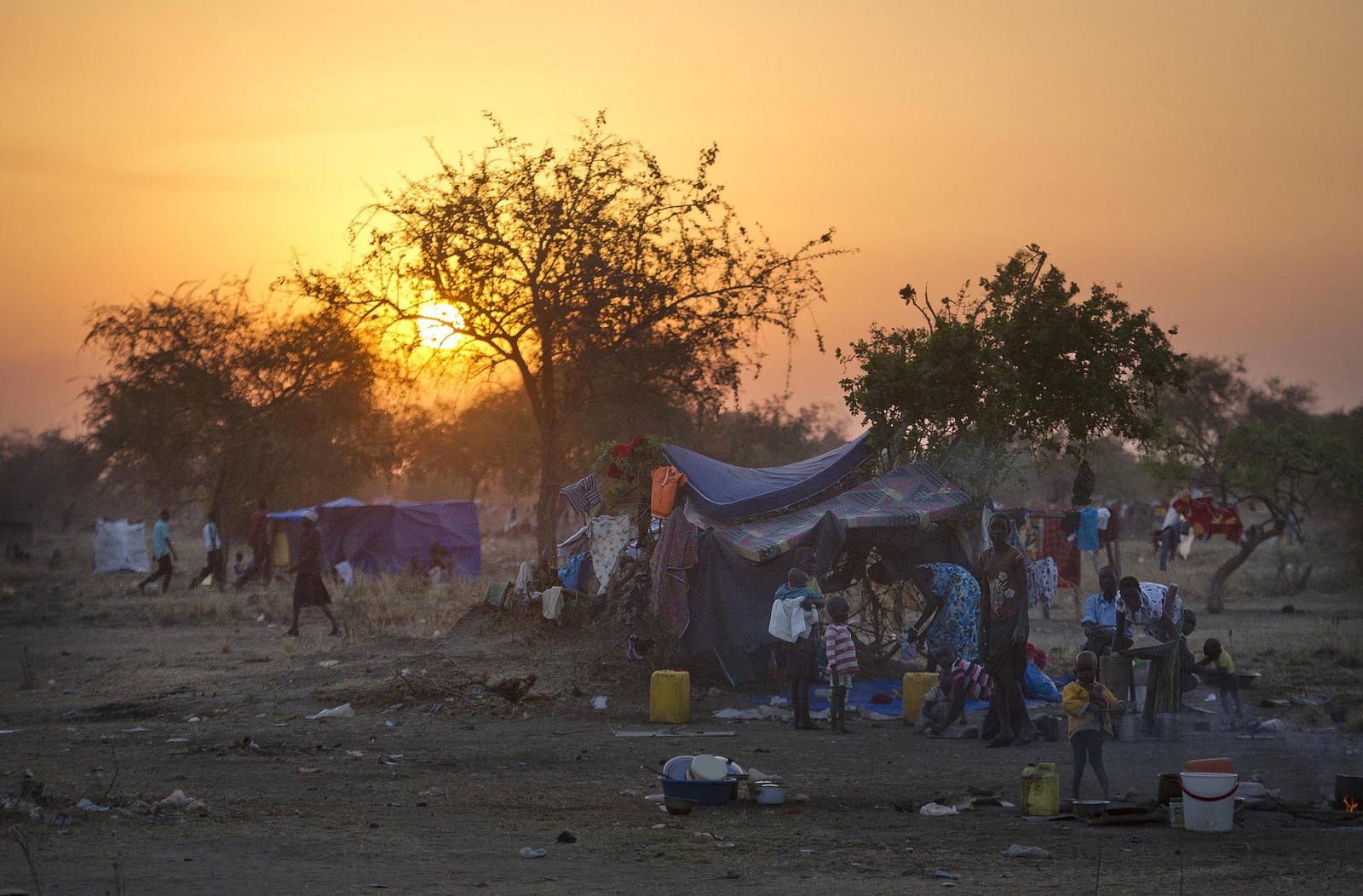 sunset-south-sudan