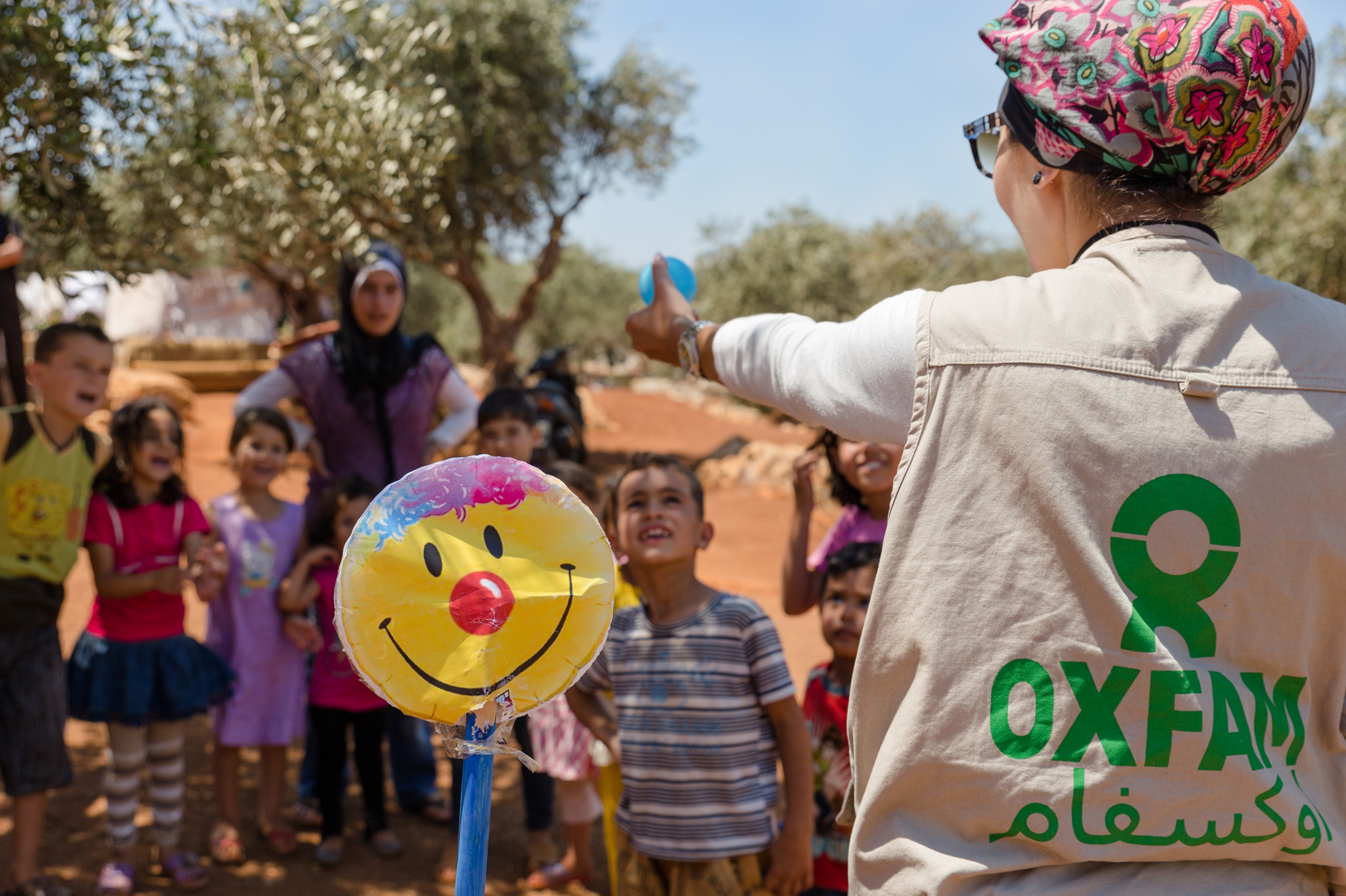 Oxfam For Syria North Lebanon Wash For Kids Lpr