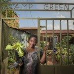 Harriet Nakabaale's is changing the landscape of urban agriculture in Kampala and her mission is to share the vast knowledge she has accumulated with her community. You can read more about Camp Green here: http://bit.ly/1z0H6ek Photo: Ami Vitale / Oxfam America