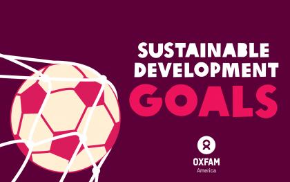 SDGs-Oxfam