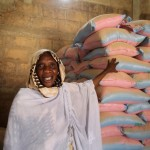 """We've learned to select quality seed, to grow quality rice. How to use the right fertilizer, how much and when. How to track our expenses, how much you need to sell to make a profit.  How to get credit and use it the right way, so you can make proper financial plans and avoid bad debt."" Ndeye Gaye is a farmer in Senegal, a Feed the Future focus country. Photo: Rebecca Blackwell / Oxfam America"