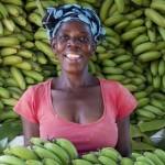 Judith Catongoma, Bananas for Equality, Zambia.  Photo: Abbie Trayler-Smith/Oxfam
