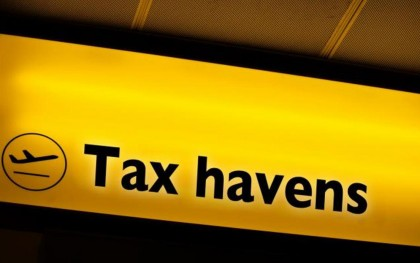 The Big Four finance institutions are massively implicated in tax avoidance. Of the more than 4,000 foreign subsidiaries owned by the four largest U.S. finance institutions, 89 percent are located in tax havens. Photo: http://bit.ly/1ONuQbm